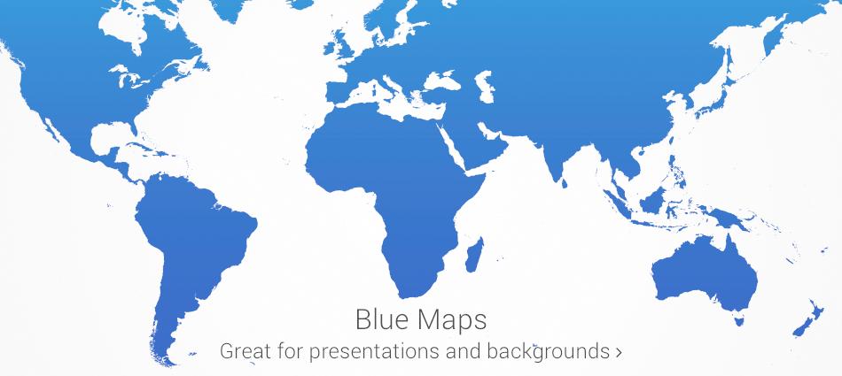 Blue Maps