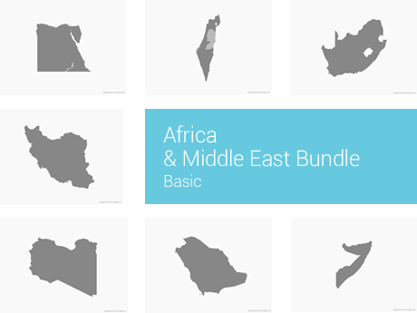 Africa & Middle East Bundle - Basic
