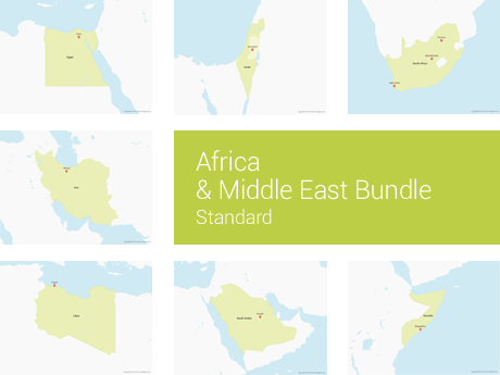 Africa & Middle East Bundle - Standard