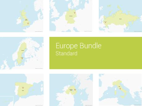 Europe Bundle - Standard