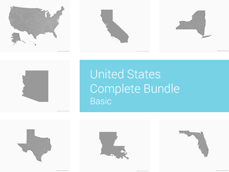 United States Complete Bundle - Basic