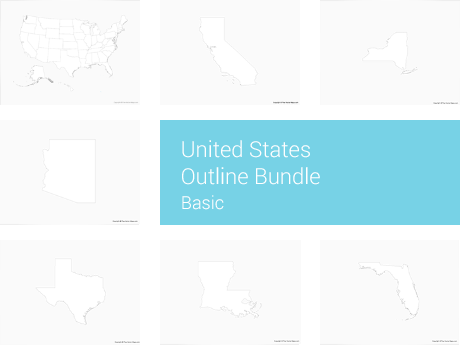 United States Bundle - Outline