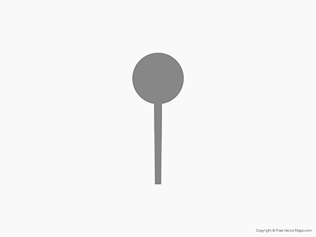 Straight Pin