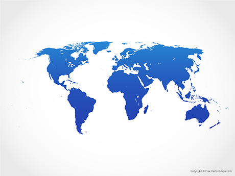 Vector world maps free vector maps map of world blue gumiabroncs Image collections