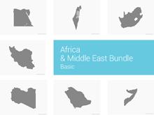 Africa & Middle East Bundle - Basic