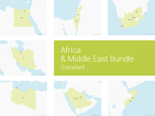 Africa & Middle East Bundle - Standard