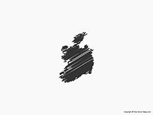 Map of Republic of Ireland - Sketch